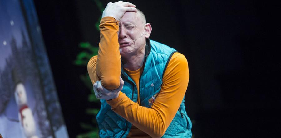4 tony podłogi, Teatr Kamienica, Warszawa