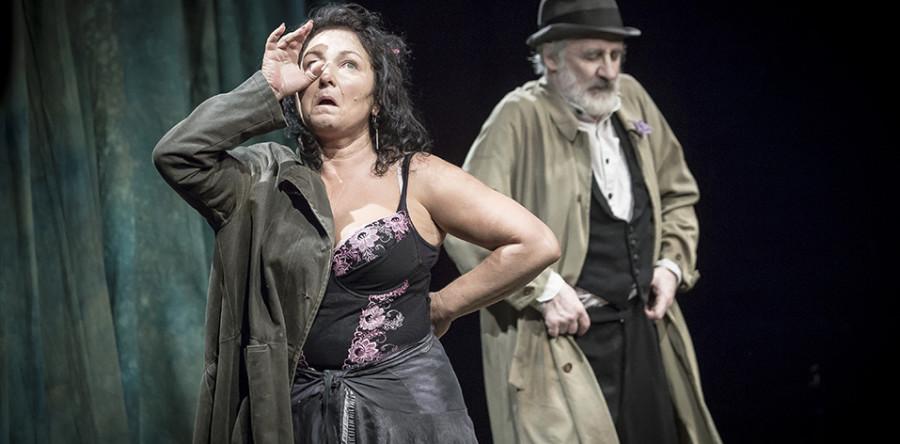 """""""Dziwka z Ohio"""", Teatr im. W. Horzycy, Toruń"""